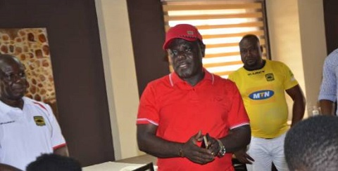 Confederation Cup: Dr. Kyei calls for calm ahead of return leg in Congo