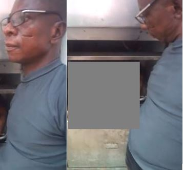 Video surfaces of mortuary man fondling corpses of Ebony and partner