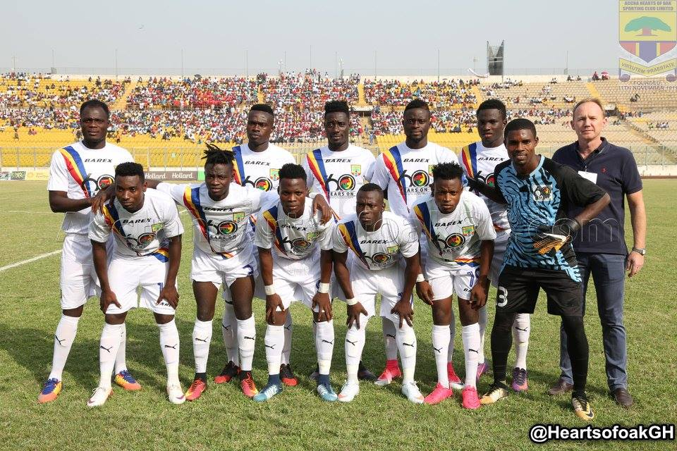Today in history: Hearts of Oak rated 8th best club in the world