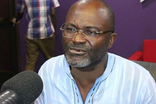 Kennedy Agyapong boasts about jobs he 'created' in 2017