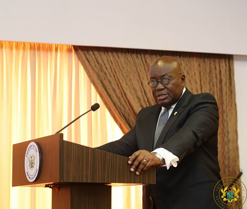 President Akufo-Addo to deliver keynote address at US National Governors Association