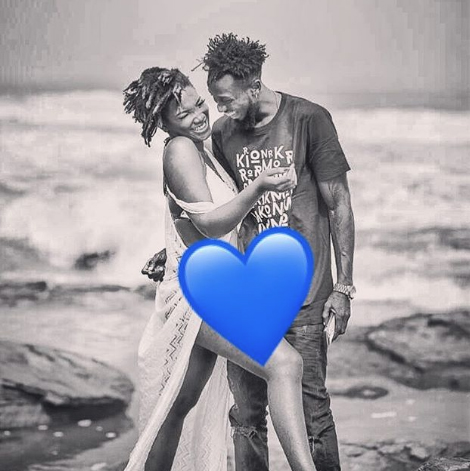Photos: Meet the supposed boyfriend of the Just Passed Talent Ebony