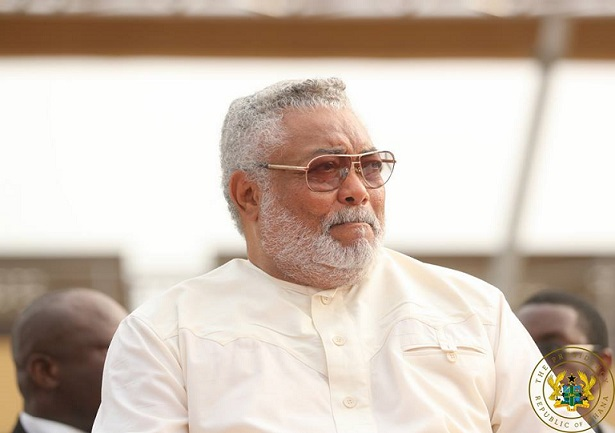 'Stealing, corruption puts no one above the law' – Rawlings slams Vanderpuye comments