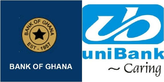 uniBank executives who have lost their jobs due to the takeover