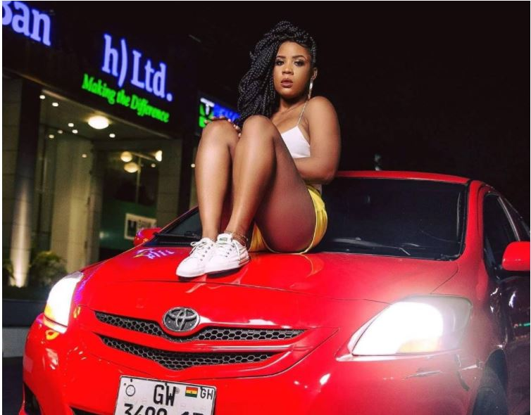 I'm the sexiest actress in Ghana – Jessica Williams brags