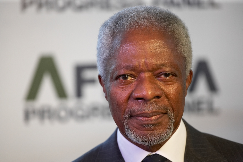 Kofi Annan urged me to open a foreign account — J.J. Rawlings