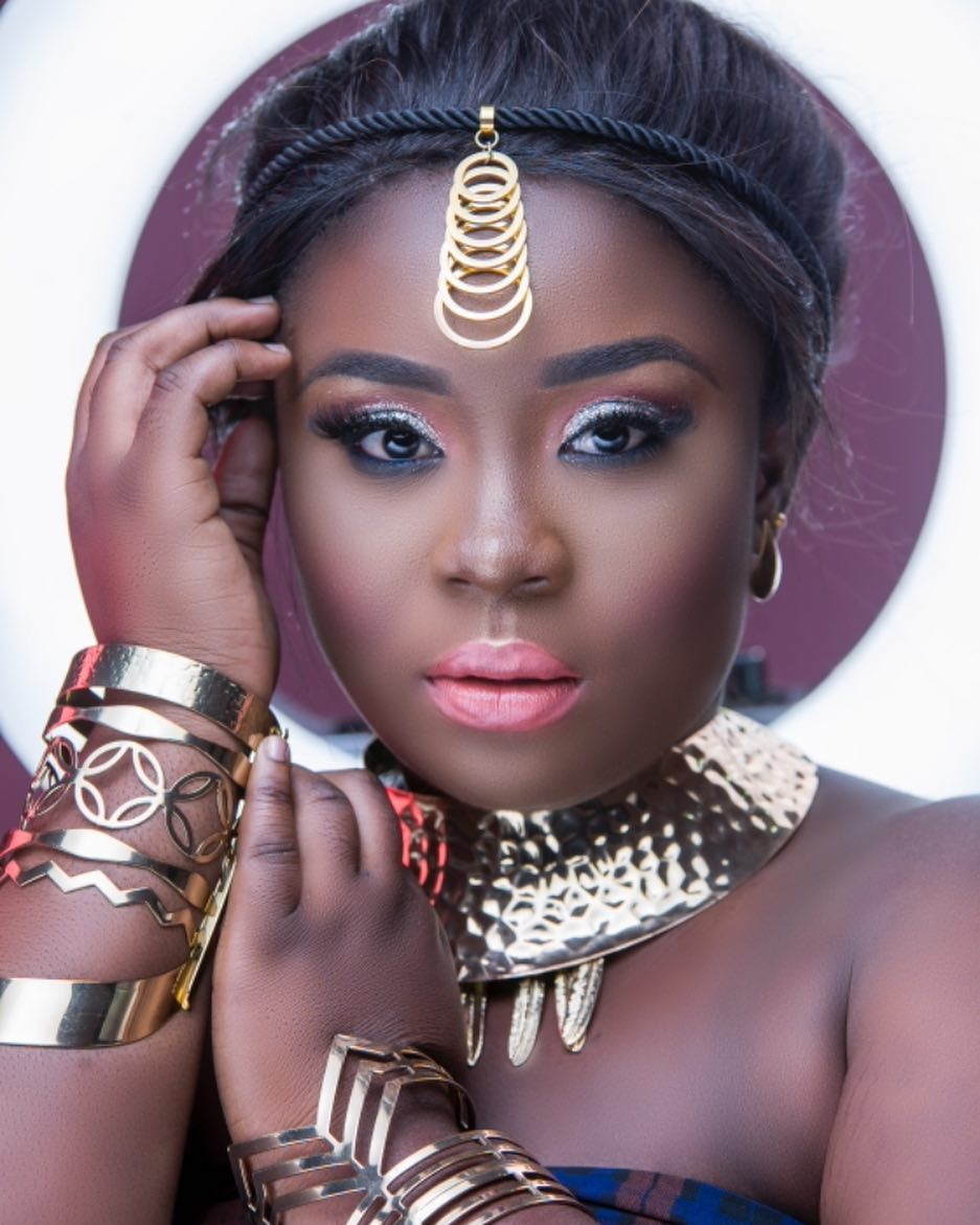 Kumawood actress Maame Serwaa is to be married soon – Actress' father reveals