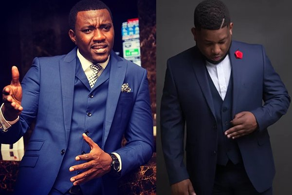 John Dumelo and D-Black spits fire at each other over Ghana @61 budget