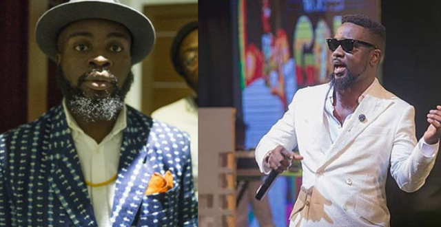 """""""You Are A Genius Sarkodie, Well Done""""–Manifest Applauds Sarkodie For Dropping Road Safety Song"""