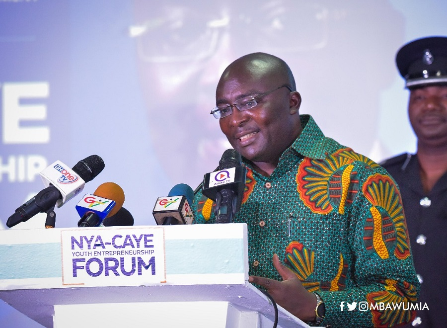 Your digital address will be required for National ID card - Bawumia
