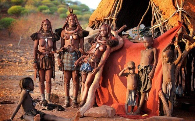 The Namibian Tribe Where 'S$x' Is Offered To Guests