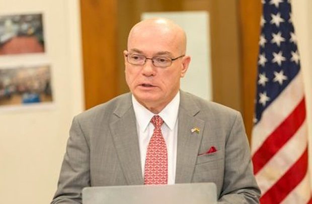 We are not building a military base In Ghana - US reiterates