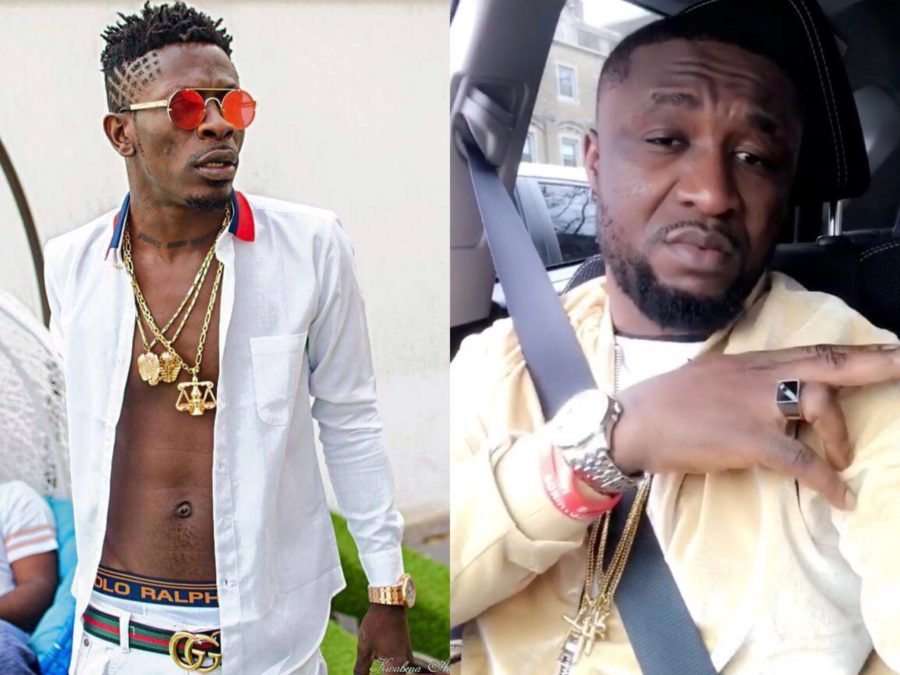 Obia Wone Master – Shatta Wale And Archipalago In Hot Beef