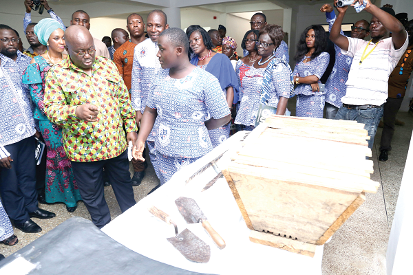 Ghana to be world class centre for technical, vocational education