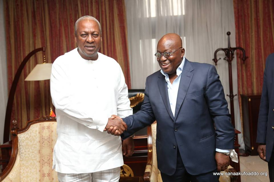 Nana Addo, John Mahama, Others Nominated for 2017 Ghana's Most Influential Award