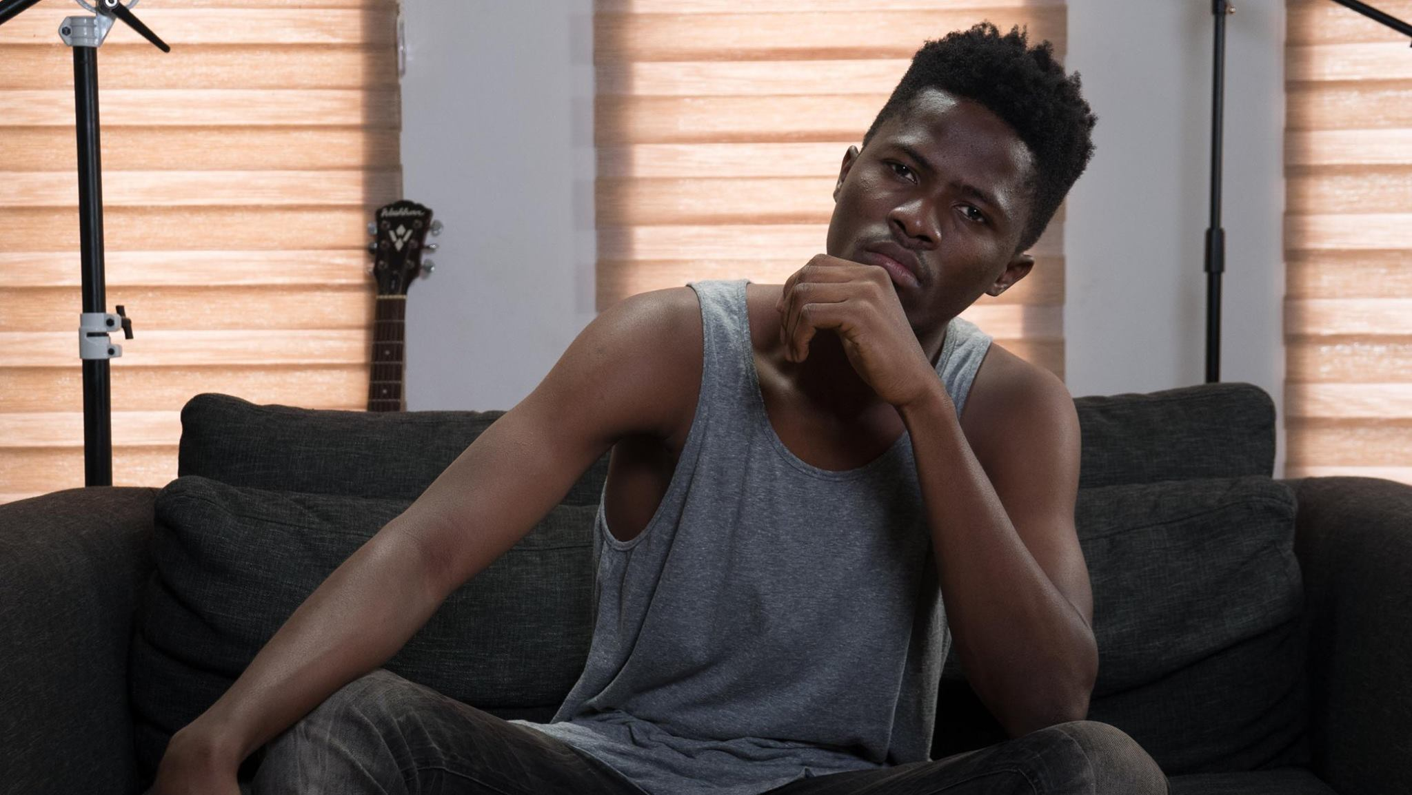 Kwesi Arthur honours Sarkodie, Medika, Yaso and other for helping him to his feet