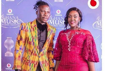 Stonebwoy And Louisa's Look At The 2018 VGMAs