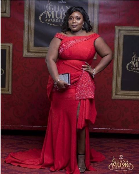 #VGMA2018: Red Carpet Host; AJ Sarpong list Her 5 Top Musicians In Ghana