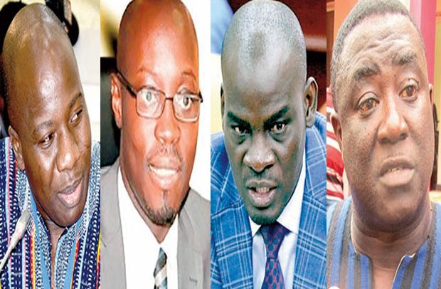 Double Pay Scandal CID Probes 25 NDC Ministers