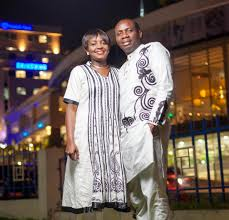 I'm The Brain Behind all that My Husband have been telling Ghanaian's. Wife of Counselor Lutterodt Reveals
