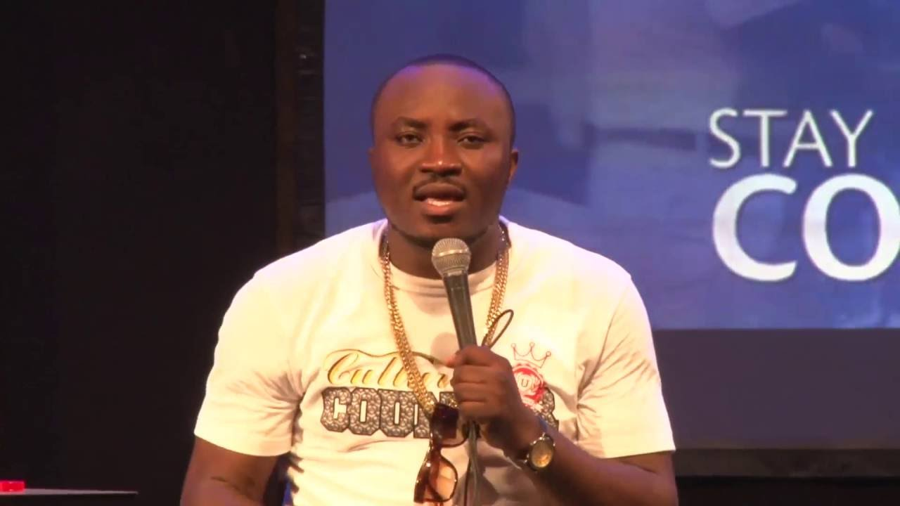 DKB's head reminds me of the Independence Square -  Samini