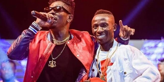 Listen Up: Patapaa Featured Again On New Song That Has Shatta Wale On It