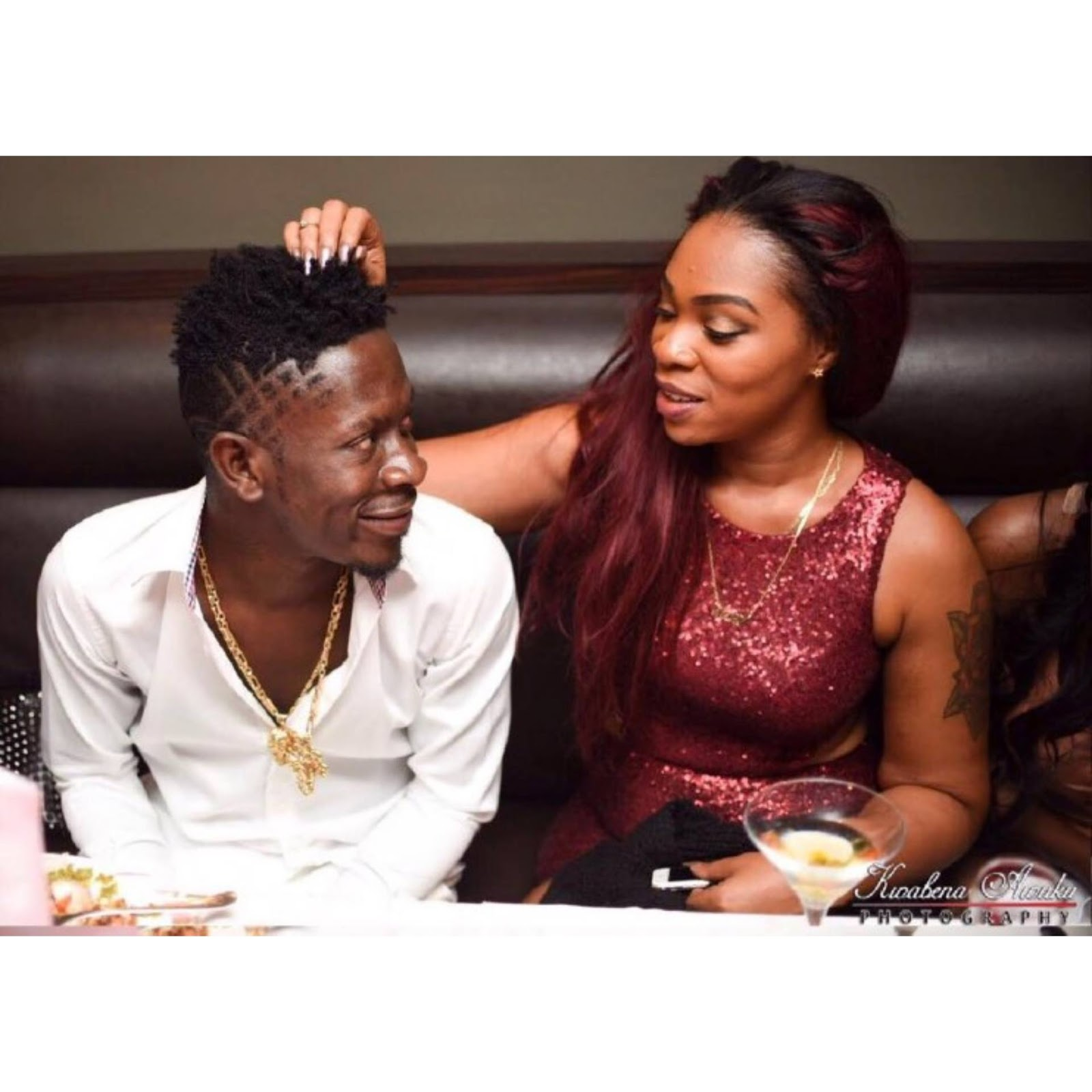 Revealed Video: Real Reason For Shatta Wale, Michy Break-up.
