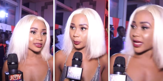 VIDEO: 'My B00bs Are Flat & So What, Mine Is Even Better Than The 'Tatale' You Have- ANGRY Ghanaian Actress Says