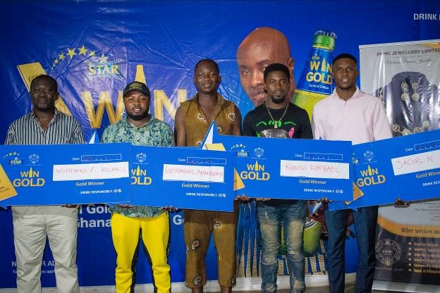 Star Beer extends gold bar promo - rewards another batch of winners