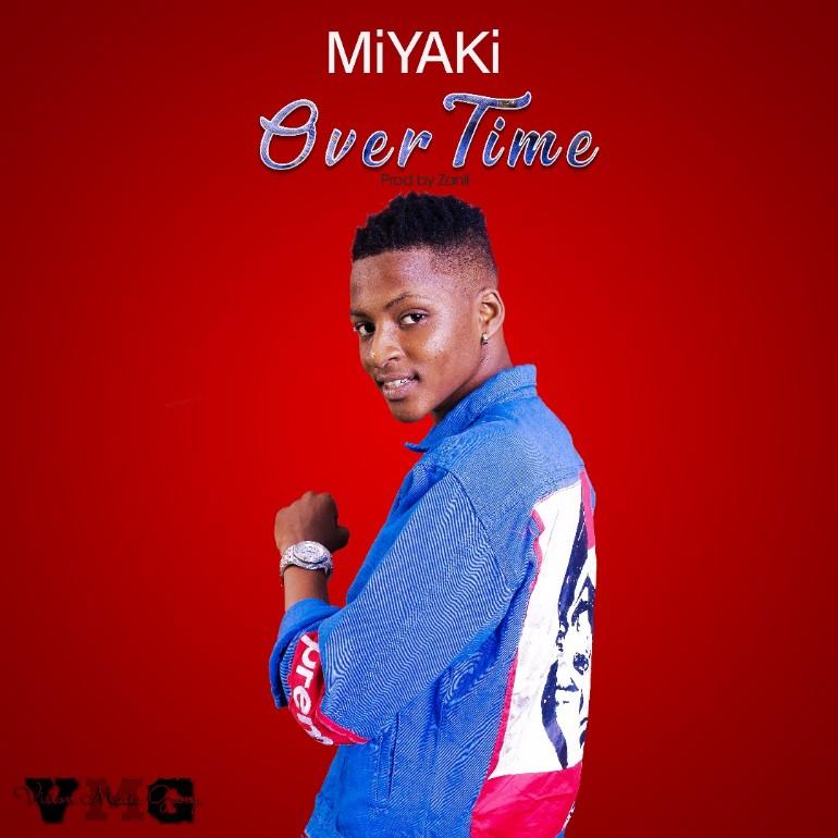 Listen Up: Vision Music Group's Rising Star Miyaki Drops New Single 'Overtime'.