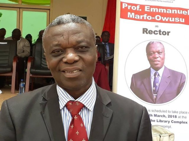 But for God, I'd have been lynched – 'suspended' Wa Poly Rector