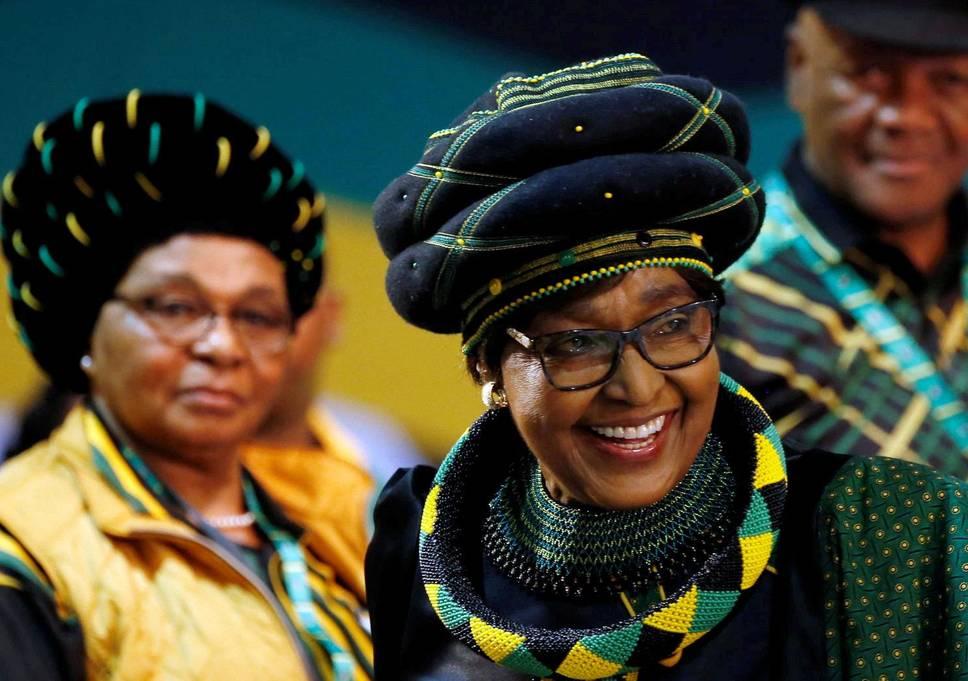 Winnie Madikizela-Mandela: Anti - apartheid campaigner dies at 81