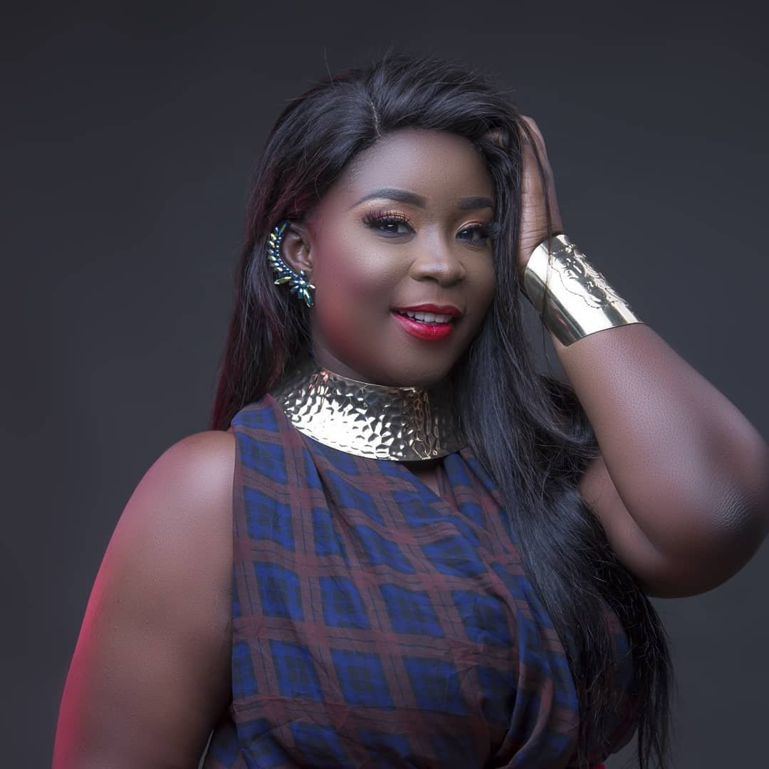Your big boobs and butt does not match your age – Delay to Maame Serwaa