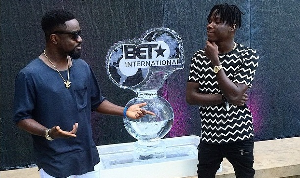 Video:Stonebwoy & Sarkodie Perform Together At Nana Appiah Mensah Private Birthday Party