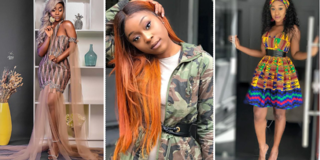 Here are some Photos of Efia Odo that will Change your mindset about her