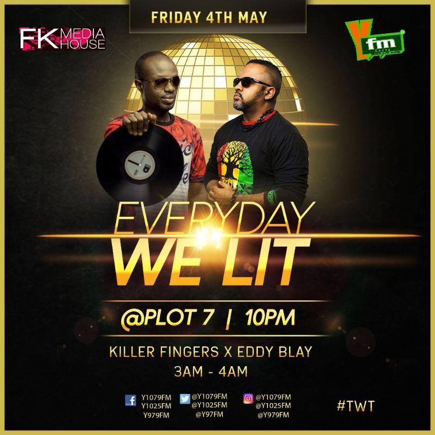 YFM Stars Ready To Rock Plot 7 with 'Everyday We Lit'