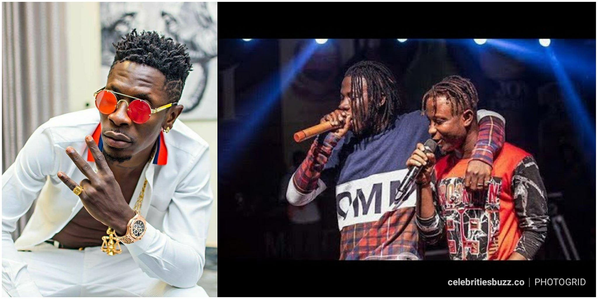 Kelvyn Boy says he is better done Shatta Wale and Stonebowy lyrically ?