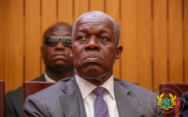 Amissah-Arthur breaks silence, says Mahama made him useless