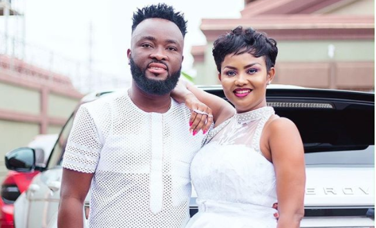Ofcourse, I Can Break Up With My Husband Maxwell IF—Nana Ama Mcbrown