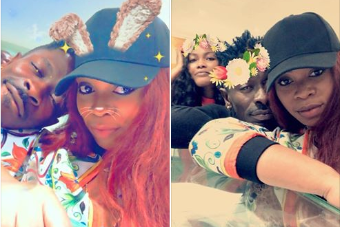 Shatta Wale Disgraces Baby Mama and claims her Brain is not Functioning well