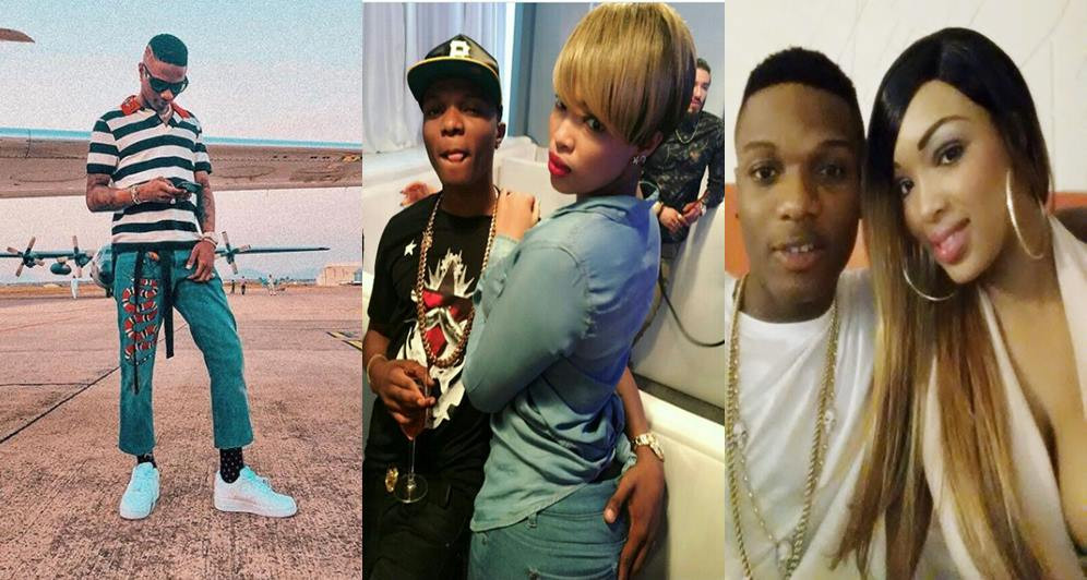 """""""I did not have a one night stand with Wizkid"""" - Baby Mama"""