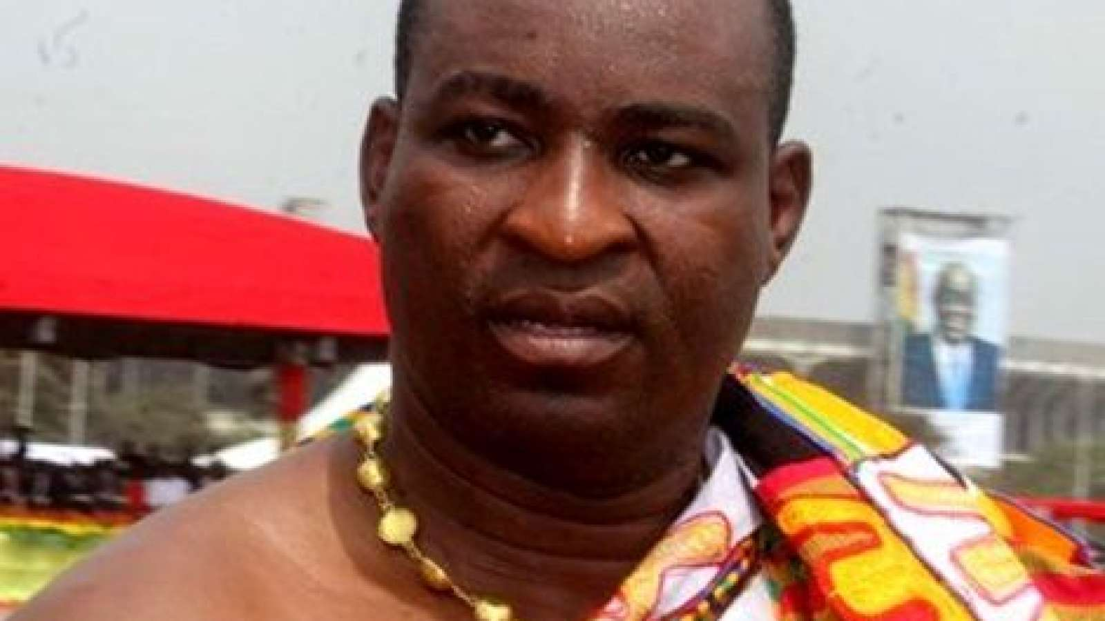 'Chairman Wontumi', NPP MP, fight over property