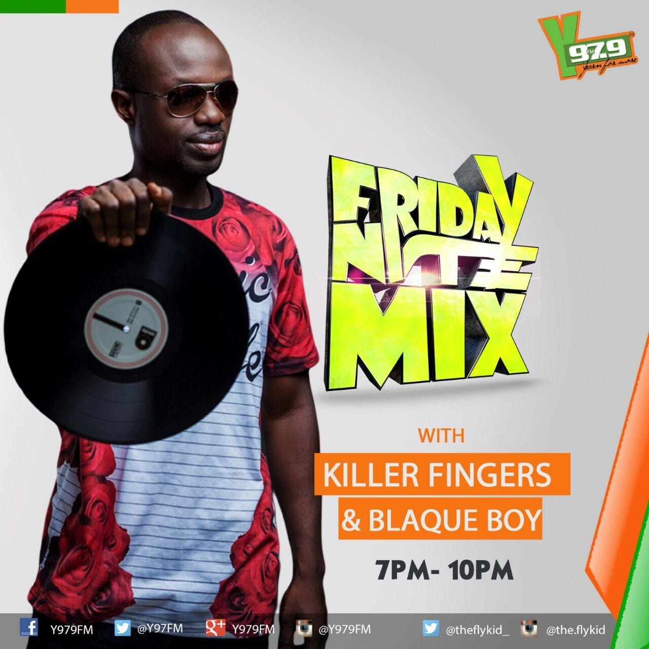 Friday Nite Mix