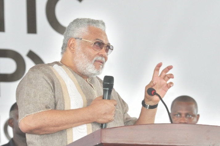 Rawlings warns against cheating in 2016 polls