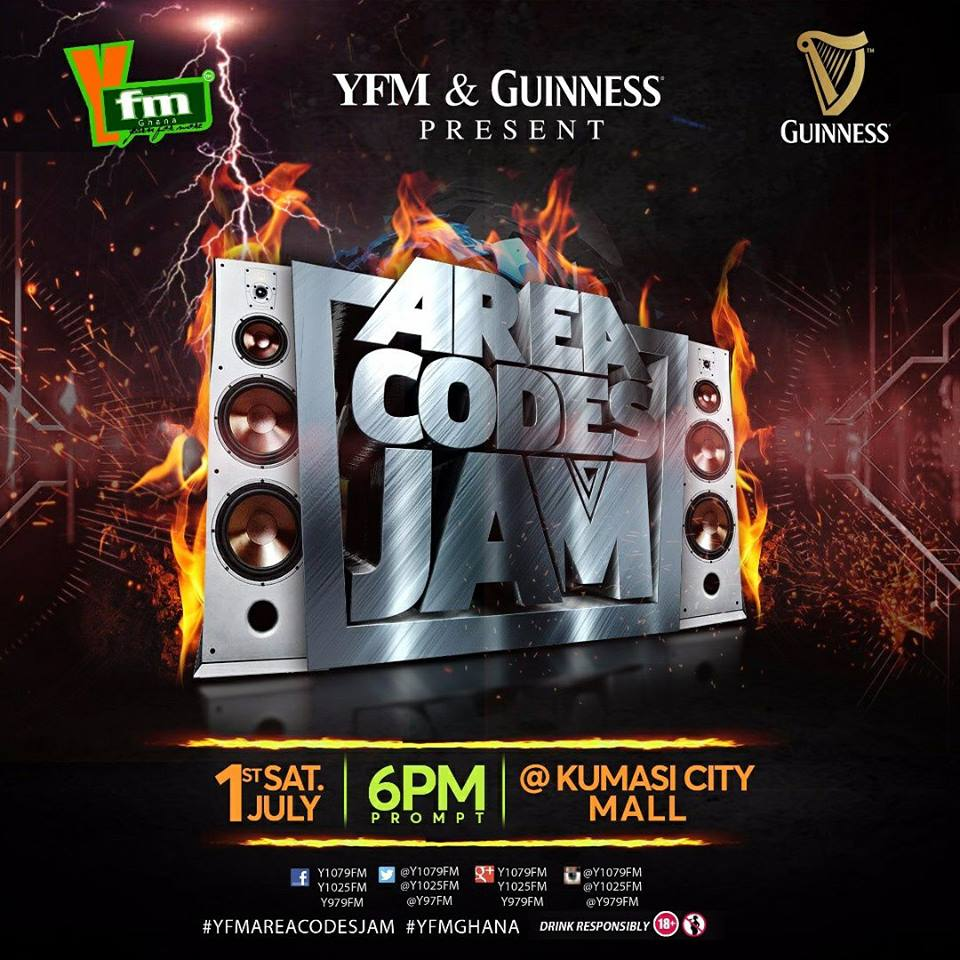 YFM Takes Area Codes Jam To Kumasi On Republic Day
