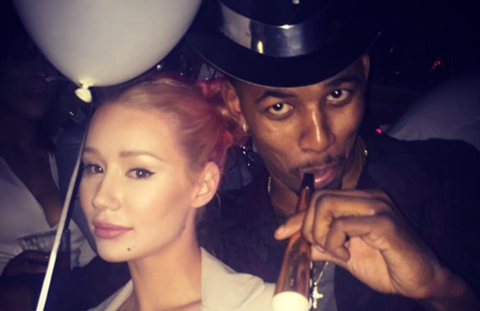 Iggy Azalea Splits With Nick Young