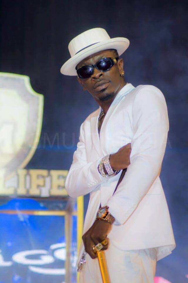Shatta Wale Lists 4 Artists Who Were Not Smart