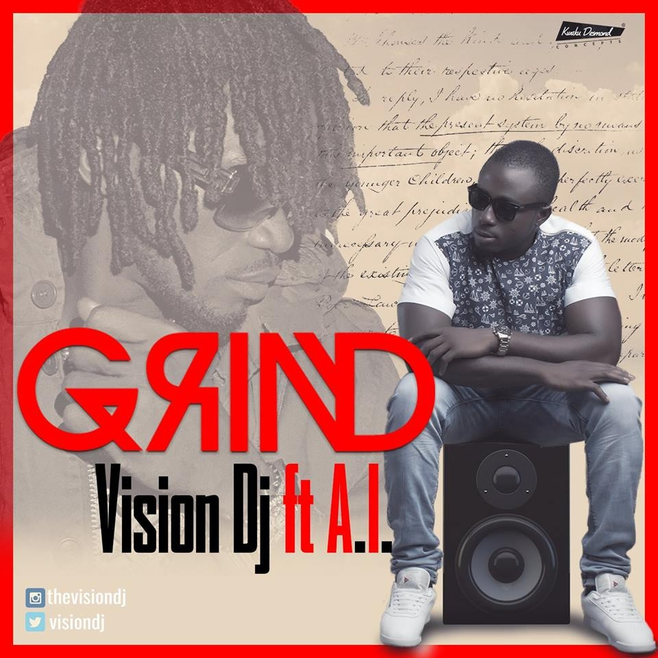 "LISTEN UP: YFM's Vision DJ premiers ""Grinding"" featuring A.I."