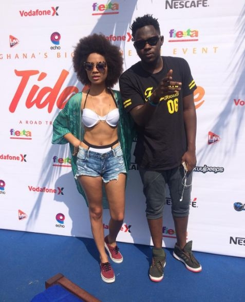 PHOTOS: Medikal Gives JUICY Details about His Relationship with Deborah Vannesa