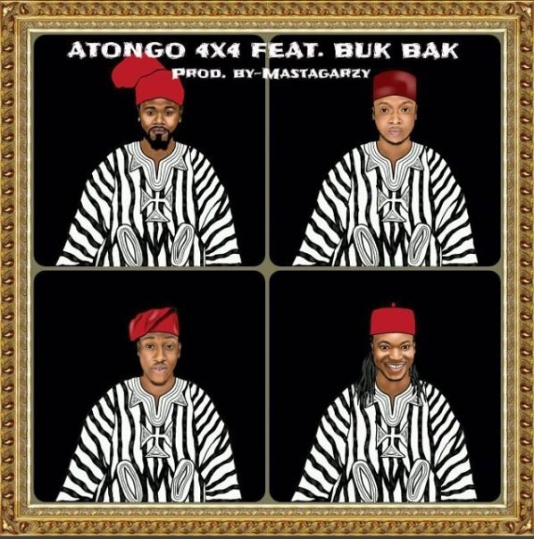 "LISTEN UP: 4X4 features Bright of Buk Bak on ""Atongo"""